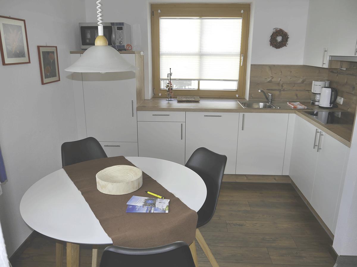 Appartement Hahnenkamm Küche