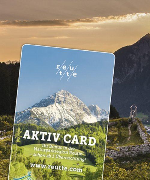 TVB Aktiv Card Reutte,